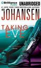 Eve Duncan: TAKING EVE  by Iris Johansen (2013, CD, Unabridged) Best Seller List