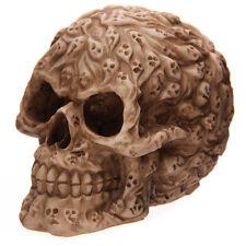 Spardose Totenkopf der Seelen 12cm Gothic Skull Schädel Mystik Mittelalter NEU