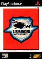 Air Ranger Rescue Helicopter PS2 (Playstation 2) - Free Postage - UK Seller