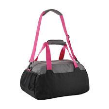 Sports Duffle Bag  Duffel Gym Travel Adjustable Shoulder Strap PINK