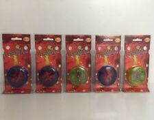 X 5 PEPSIMAN HIGH GRADE TYPE YO-YO ~ CLUTCH RETURN SYSTEM - PARTY BAG FILLER