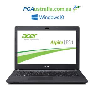 Acer ES1 Pentium Notebook Laptop 4GB RAM 250GB SSD Wifi Webcam Win 10