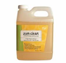 Indigo Wild Zum Clean Laundry Detergent, Tea Tree-Citrus, 32 fl oz