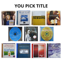 Contemporary Christian Music CDs Selah Hillsong Newsong Psalms & More YOU PICK
