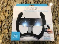 Wii - steering wheel / Racing / Steering Wheel  Pro shift  NEW IN package