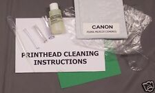 Canon PIXMA MG4120 Printhead Cleaning Kit (Everything Incl.) 1040AO