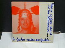 JEAN CAYA Les gaulois parlent aux gaulois La nouvelle constitution TR106 Dédicac