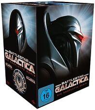 BATTLESTAR GALACTICA, Die komplette Serie (Blu-ray, 22 Discs) NEU+OVP