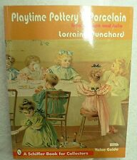 PLAYTIME POTTERY & PORCELAIN FROM EUROPE AND ASIA VALUE GUIDE