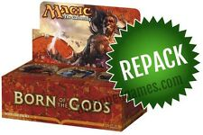 Born of the Gods Booster Box Repack! 36 Opened MTG Packs In Box