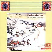 "CHET ATKINS, CD EAST TENNESSEE CHRISTMAS"" NEW SEALED"