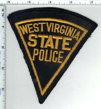 State Police (West Virginia) Shoulder Patch from the Early 1980's