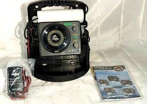 Vexilar FLX-12 Ice Fishing Sonar W/ 12 Degree Ice-Ducer
