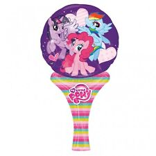 My Little Pony Inflate-a-Fun Mini Foil Balloons Party Decoration Supplies