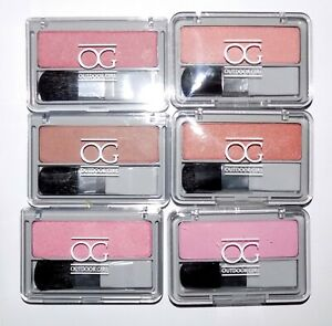 Outdoor Girl by Max Factor Powder Blush ~ Pick A Shade Pink Beige Bronze Blusher