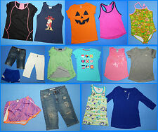 16 Piece Lot of Nice Clean Girls Size 10 Spring Summer Everyday Clothes ss270