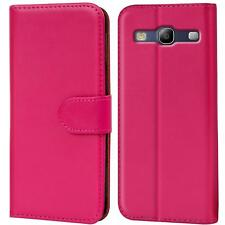 Case Cover Samsung Galaxy S3 / S3 Neo Magnetic Flip PU Leather Wallet Holder Bag