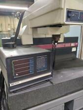 Sheffield Cordax 1805 Coordinate Measuring Machine Granite Table