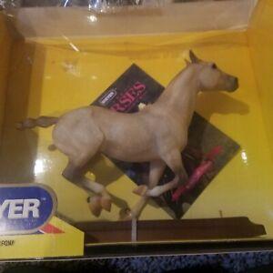 New Vintage  Breyer Horse Polo Pony  No. 733 Opened Box 1990