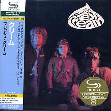 CREAM Fresh Cream 1966 Japan Mini LP SHM-CD UICY-93693 Eric Clapton Blind Faith
