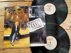 FRANCE GALL LE TOUR DE FRANCE 88 LP 33T VINYLE EX COVER EX ORIGINAL 1988