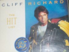 CLIFF RICHARD - THE HIT LIST (2 CD - 1994) best of with Drifters, Shadows.......