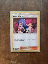 Jessie & James 58/68 Hidden Fates Holofoil Rare Near Mint