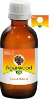 SSCP Agarwood (Oud) Pure & Natural Oil 5 ml to 250 ml Aquilaria Malaccensis