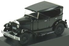 MFM 058 - GAZ A Limousine black - 1:43 Made in China