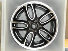 7.5 x 19 ET52 LK 5x120 Mini Countrymann R60 WSP 1654 schwarz poliert