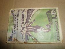 CAMPIONATO NAZIONALE DI CALCIO 1964-65 BUSTINA FIGURINE SIGILLATA EDIZ.OR.VE.DO.