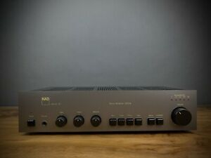 NAD 3020A Integrated Amplifier. MM/MC Phono Output. 99p NR