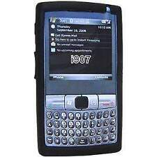 AMZER Rubberized Black Snap On Crystal Hard Case for LG Banter AX265
