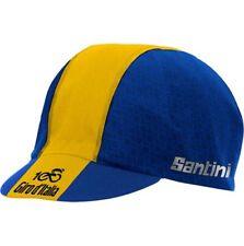 Brand new Santini Giro D'italia  Bartali  Cycling cap, Italian made Retro fixie