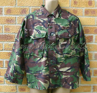 UK BRITISH ARMY SURPLUS G1 SOLDIER 95 DPM WOODLAND CAMO POLYCOTTON COMBAT SHIRT