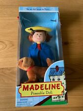 Yottoy Madeline Collection | Madeline Poseable Doll and Genevieve Soft Toy