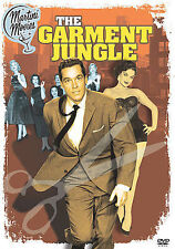NEW--The Garment Jungle (DVD, 1957) LEE J COBB