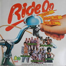LP-Ride on Twenty ORIGINALE Hits from Bell, è VG +, cleaned, RAR, Bay City Rollers...