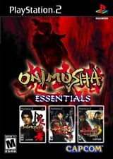 Onimusha Essentials (2008) Brand New Factory Sealed USA Playstation 2 PS2 Game