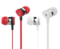 Mega Bass Stereo Earphones Earbuds In Ear With Mic Remote Wire Control For Phone