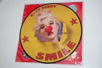 """Katy Perry - Smile Limited Picture Disc 12"""" Vinyl/Record LP"""