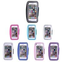 Sport Armband Running Jogging Gym Arm Band Pouch Holder Case For iPhone Samsung