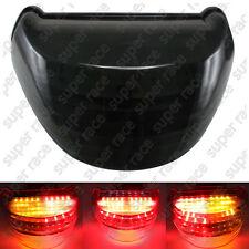 Smoke LED Integrated Turn Signal Tail Light For Kawasaki Ninja ZX12R 2000-2005