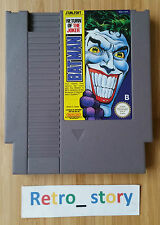 Nintendo NES Batman Return Of The Joker PAL