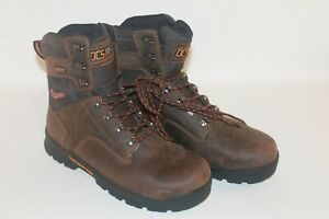 """Danner Men's 8"""" Crafter Composite Toe Boot 12439 Size 11.5EE, NIB"""