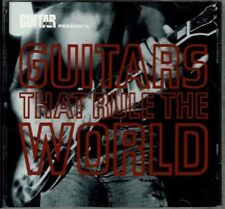 Guitars That Rule the World  BRAND  NEW SEALED CD