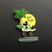 Jerry Leigh - Endless Paradise Surfing Mickey Mouse Disney Pin 80206