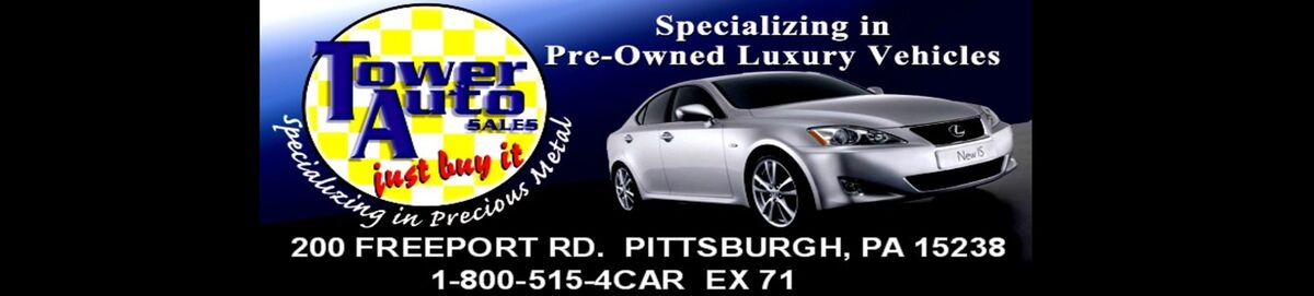Tower Auto Sales Inc