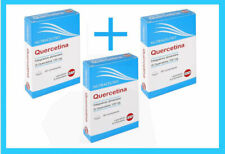 3 Quercetina 3x 60 compresse (180) KOS  (no solgar erbamea yamamoto now foods)