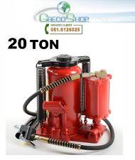 Cric/Martinetto a bottiglia doppia funzione idraulico e pneumatico 20T/20000Kg